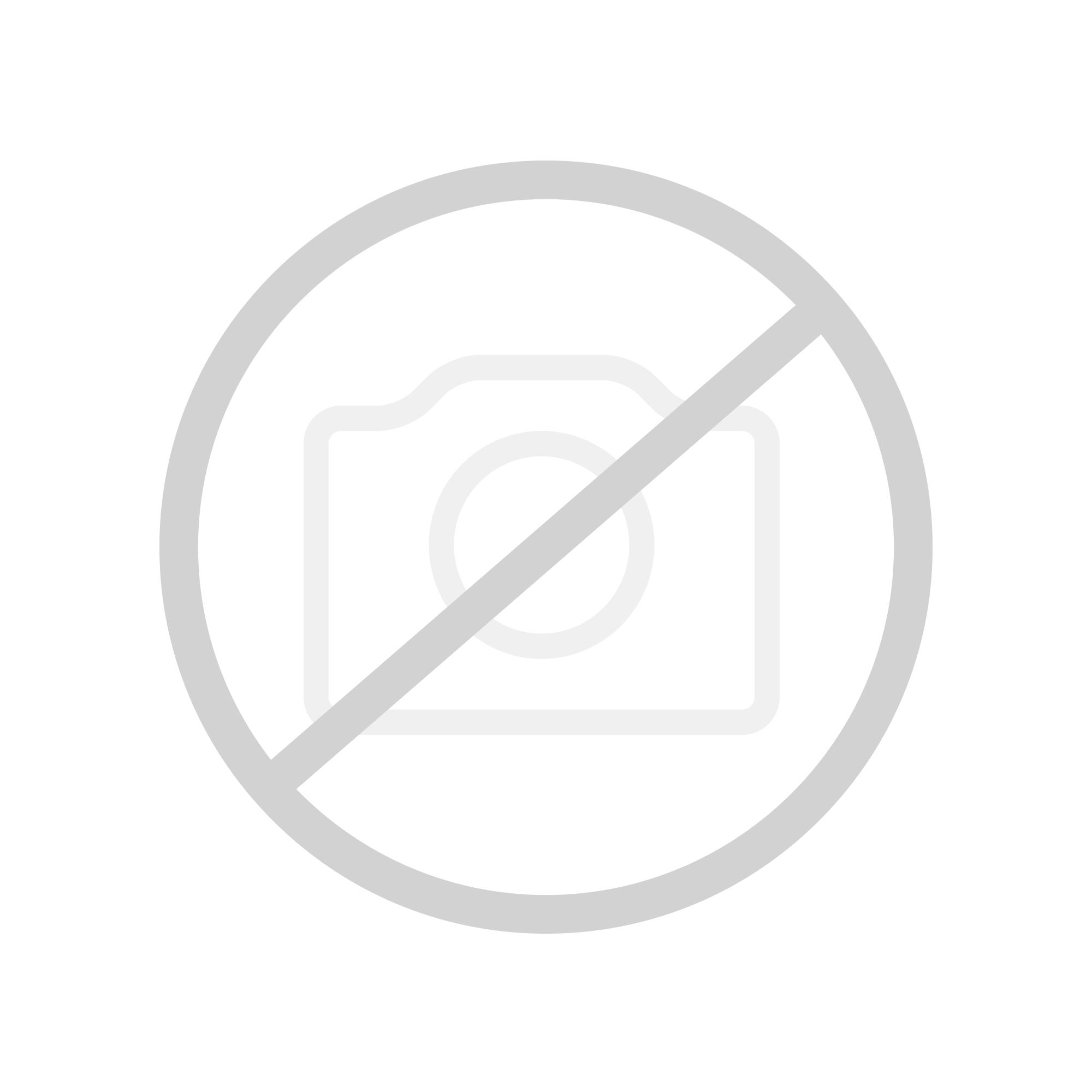 antoniolupi GESTO Aufsatz-Doppelwaschtisch B: 126 H: 15 T: 50 cm weiß