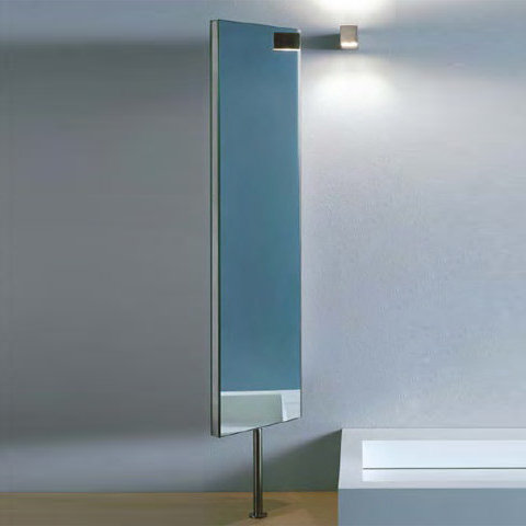 antoniolupi alterego rechteckiger drehbarer spiegel