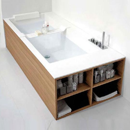 corian waschbecken preise wand waschbecken in corian und edelstahl idfdesign eckiger design. Black Bedroom Furniture Sets. Home Design Ideas