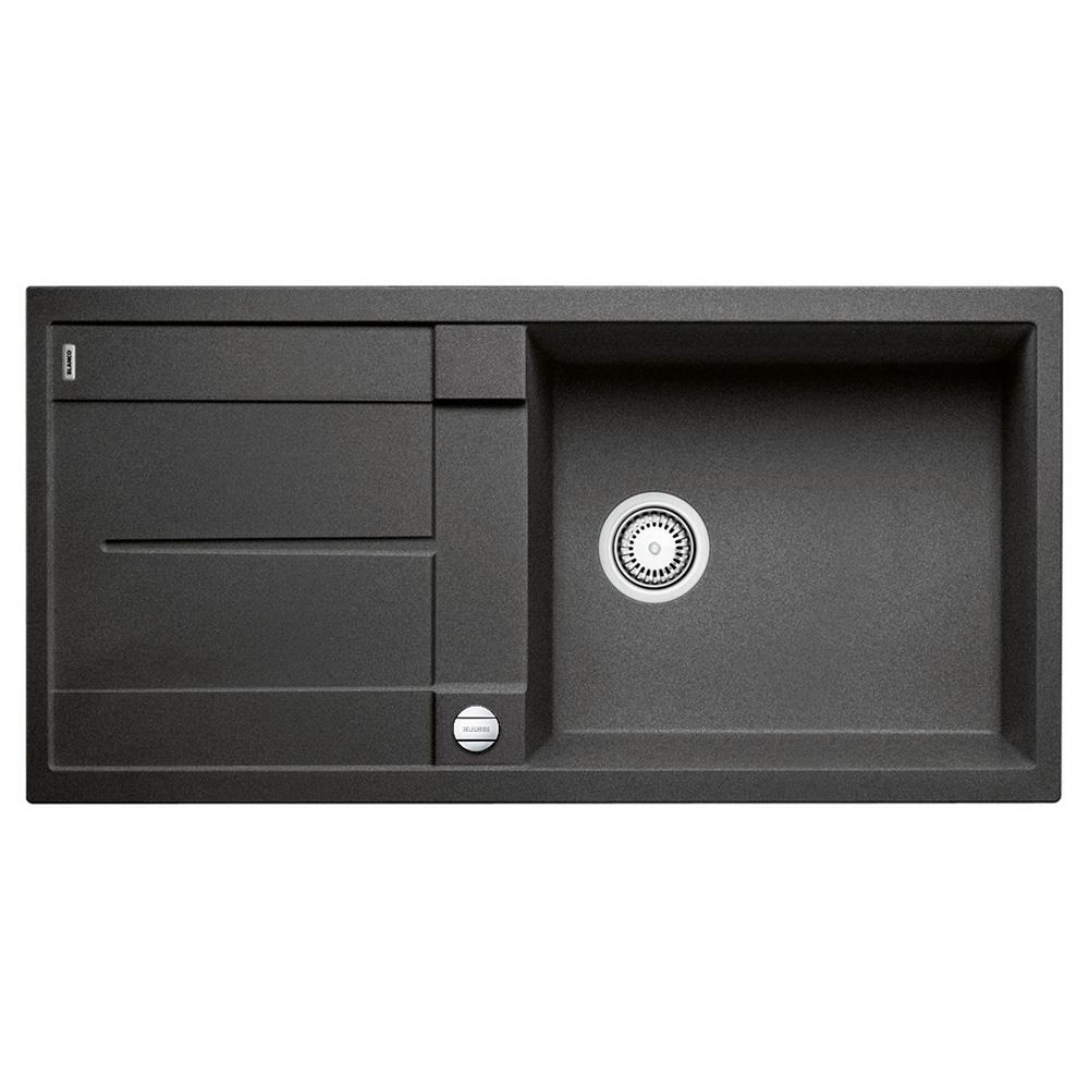 blanco metra xl 6 s f sp le b 99 t 49 cm. Black Bedroom Furniture Sets. Home Design Ideas