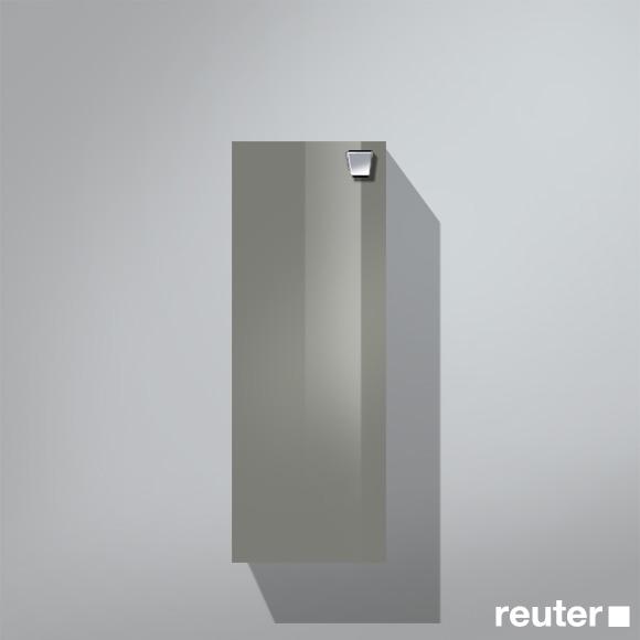 b roschrank lucido 80x116 cm weiss hochglanz 2 t ren bild. Black Bedroom Furniture Sets. Home Design Ideas