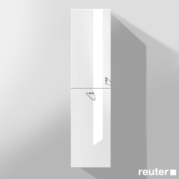 burg sinea hochschrank mit 1 t r und 1 w schekippe front. Black Bedroom Furniture Sets. Home Design Ideas