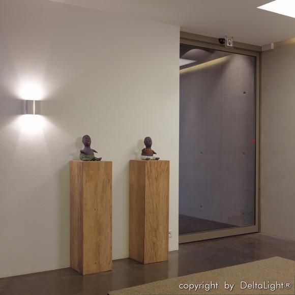 delta light visa wandleuchte reuter onlineshop. Black Bedroom Furniture Sets. Home Design Ideas