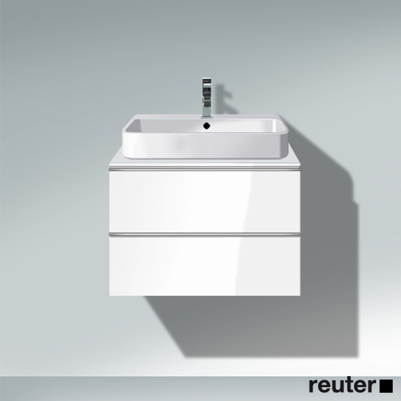 duravit happy d 2 waschtischunterbau f r konsole wei h2631002222 reuter onlineshop. Black Bedroom Furniture Sets. Home Design Ideas