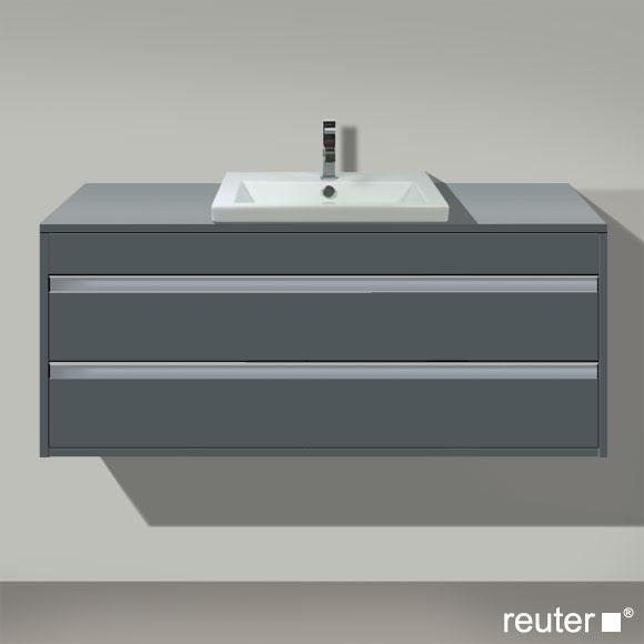 duravit ketho waschtischunterbau f r 1 einbauwaschtisch. Black Bedroom Furniture Sets. Home Design Ideas