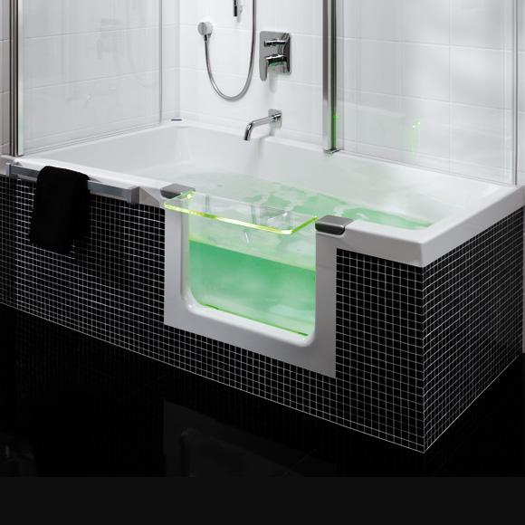 pin piccolo step in wird die wanne als dusche benutzt kann. Black Bedroom Furniture Sets. Home Design Ideas