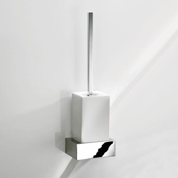 decor walther bk wbg wand wc b rstengarnitur chrom. Black Bedroom Furniture Sets. Home Design Ideas