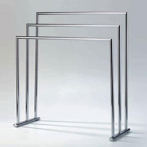 decor walther ht 9 handtuchst nder chrom 0500300 reuter onlineshop. Black Bedroom Furniture Sets. Home Design Ideas
