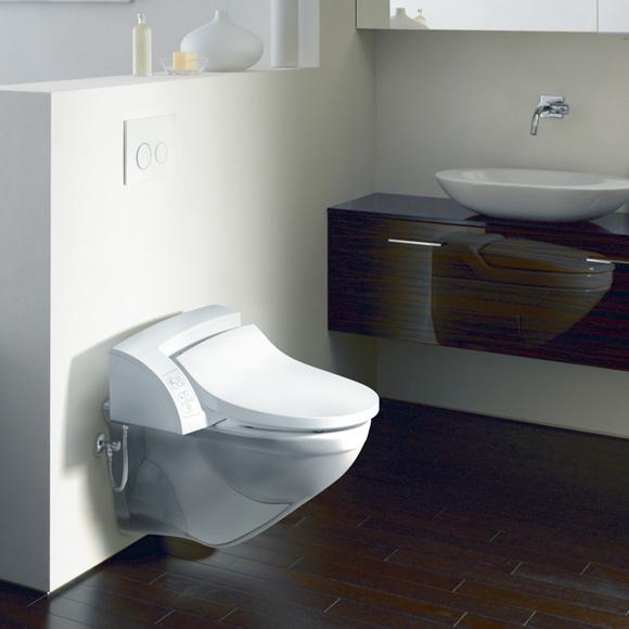 geberit aquaclean 5000 dusch wc sitz wei 146120111. Black Bedroom Furniture Sets. Home Design Ideas