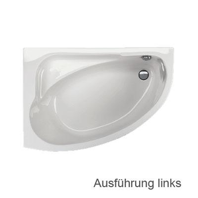 schr der basel eck badewanne ausf hrung links 0020026000001 reuter onlineshop. Black Bedroom Furniture Sets. Home Design Ideas