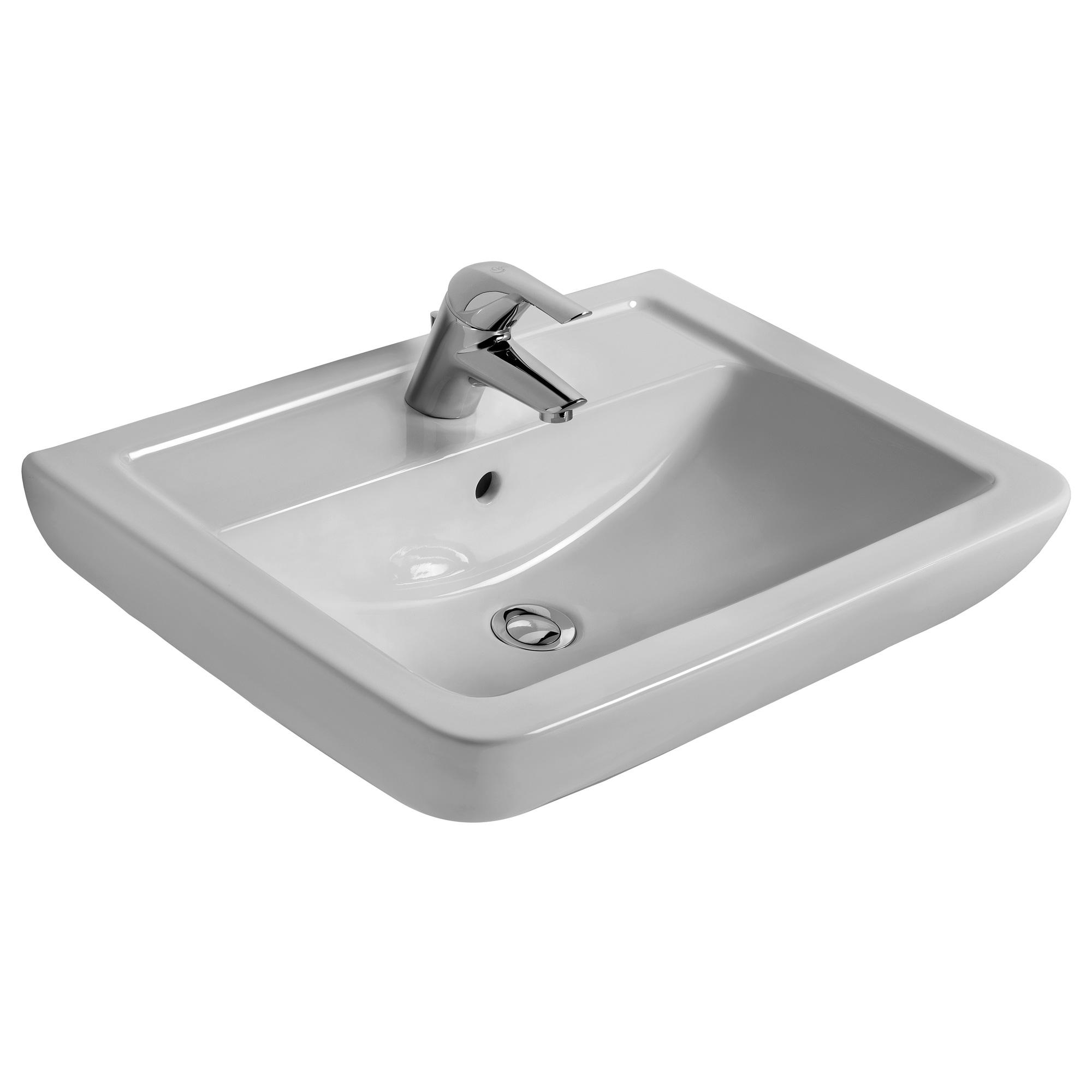 ideal standard eurovit waschtisch v302701 reuter. Black Bedroom Furniture Sets. Home Design Ideas