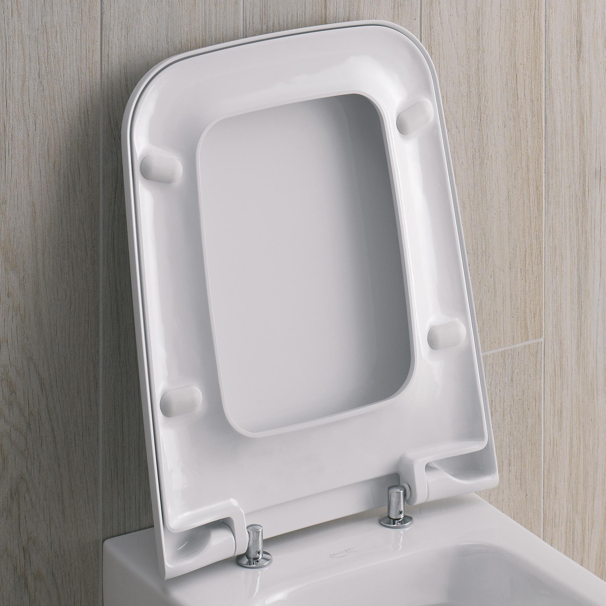 keramag it wc sitz mit absenkautomatik 571910000. Black Bedroom Furniture Sets. Home Design Ideas