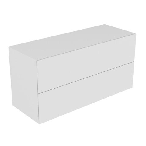 keuco edition 11 sideboard mit 2 ausz gen und 4 aufbewahrungsboxen mit led innenbeleuchtung. Black Bedroom Furniture Sets. Home Design Ideas