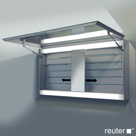 keuco edition 300 spiegelschrank 30202171201 reuter. Black Bedroom Furniture Sets. Home Design Ideas