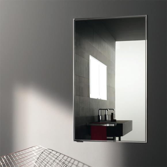 keuco royal integral spiegelschrank f r wandeinbaumontage t ranschlag rechts 26004171104. Black Bedroom Furniture Sets. Home Design Ideas