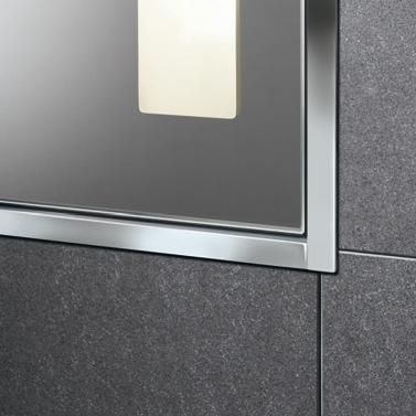 keuco royal integral spiegelschrank f r wandeinbaumontage. Black Bedroom Furniture Sets. Home Design Ideas