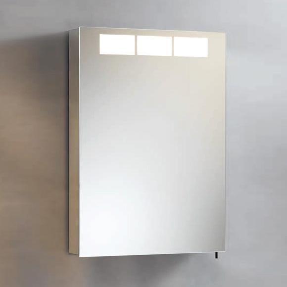 keuco royal t1 spiegelschrank b 50 5 h 70 t 14 3 cm anschlag links 12601171201 reuter. Black Bedroom Furniture Sets. Home Design Ideas