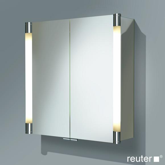 keuco royal t2 spiegelschrank ohne schubk sten. Black Bedroom Furniture Sets. Home Design Ideas