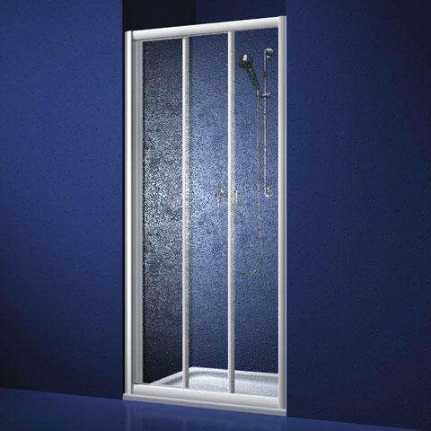 koralle twiggy top duschschiebet r 3 teilig f r trennwand oder nische polyrit aquaperl. Black Bedroom Furniture Sets. Home Design Ideas