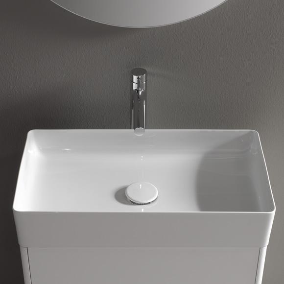 laufen living square waschtisch b 60 t 34 cm wei. Black Bedroom Furniture Sets. Home Design Ideas