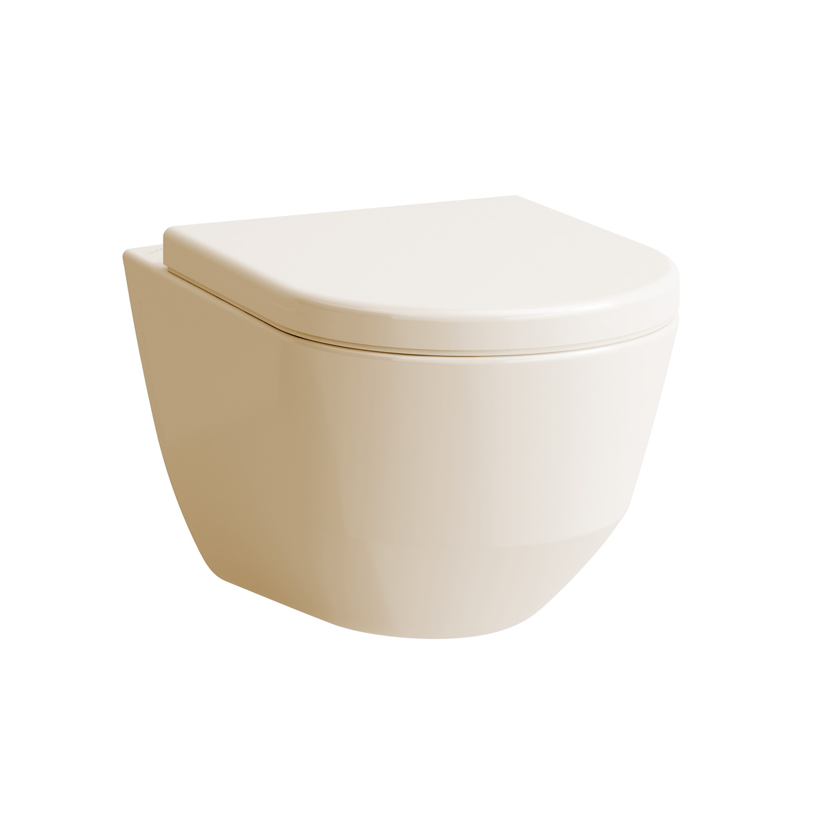 laufen pro wand flachsp l wc l 53 b 36 5 cm pergamon 8209590490001 reuter onlineshop. Black Bedroom Furniture Sets. Home Design Ideas