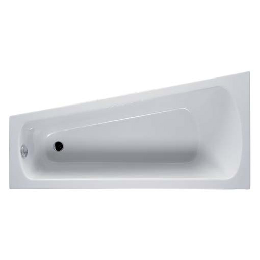 mauersberger ascea raumspar badewanne ausf hrung rechts wei 1417500201 reuter onlineshop. Black Bedroom Furniture Sets. Home Design Ideas