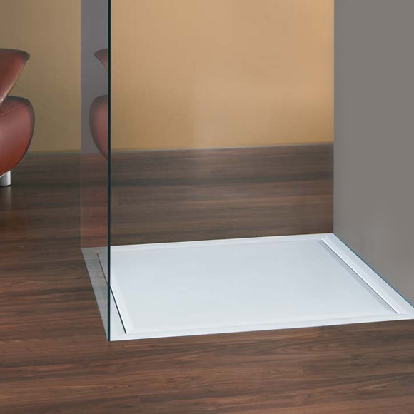 mauersberger scapo bodengleiche rechteck duschwanne 6180000101 reuter onlineshop. Black Bedroom Furniture Sets. Home Design Ideas