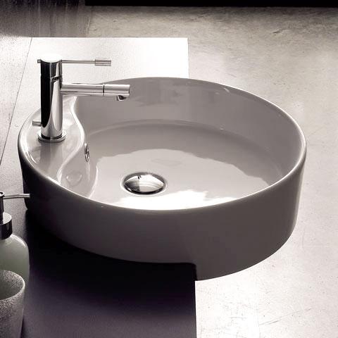 scarabeo geo vorbauwaschtisch wei 8029d reuter onlineshop. Black Bedroom Furniture Sets. Home Design Ideas
