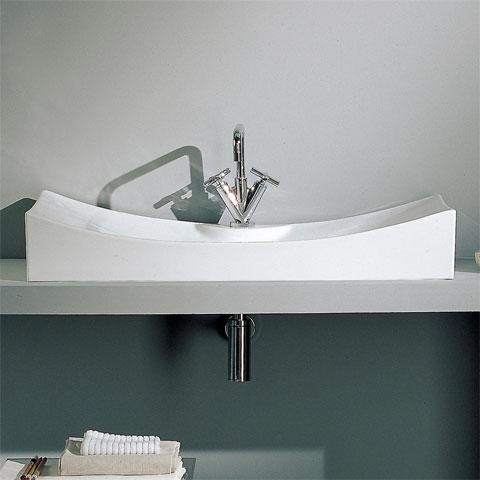 scarabeo tsunami r waschtisch h nge oder aufsatzmodell. Black Bedroom Furniture Sets. Home Design Ideas