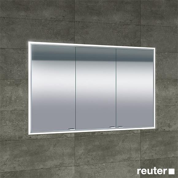 sprinz classical line unterputz spiegelschrank umlaufend beleuchtet c031200amam29e ll1200. Black Bedroom Furniture Sets. Home Design Ideas