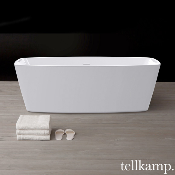 tellkamp arte freistehende badewanne 0100 084 a cr. Black Bedroom Furniture Sets. Home Design Ideas