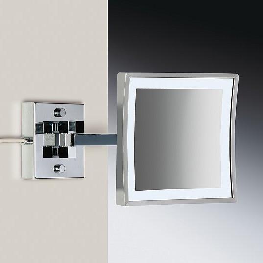 windisch 99667 1 wand kosmetikspiegel beleuchtet b 205. Black Bedroom Furniture Sets. Home Design Ideas